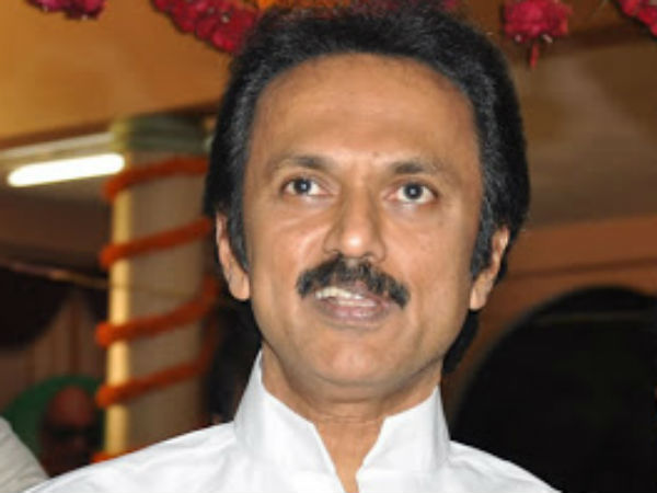 M.K.Stalin requested to reduce bus fair