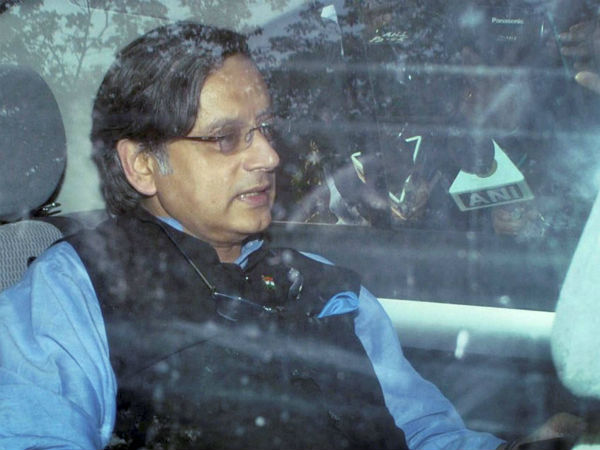 Sunanda Pushkar case: Shashi Tharoor to be summoned tomorrow, says BS Bassi