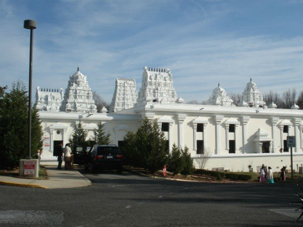 US: Hindu temple vandalised with hate message, authorities to launch probe