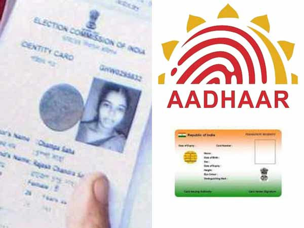 Aadhaar-linked programme to correct poll rolls in Tamilnadu