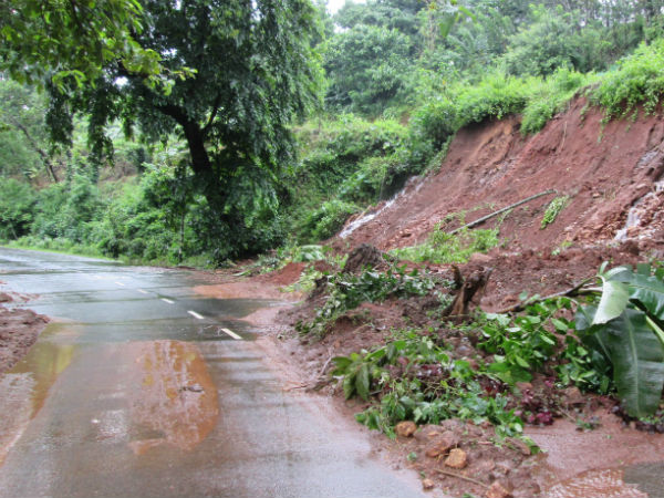 Nilgiri filled with heavy rain for four hours…