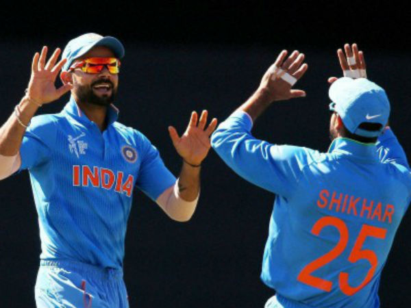 Youth cuts tongue for India's victory in Cricket World Cup semifinal against Australia