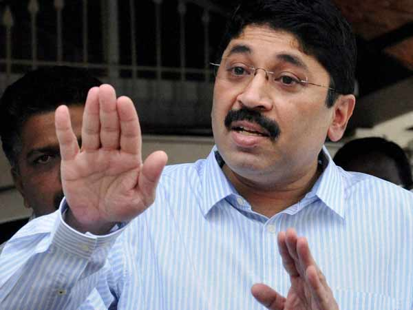 ED trying to please someone: Dayanidhi Maran