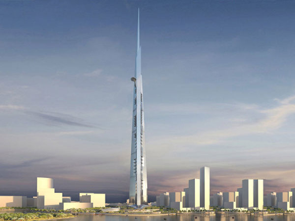 Saudi's 1km high tower to have 252 floors