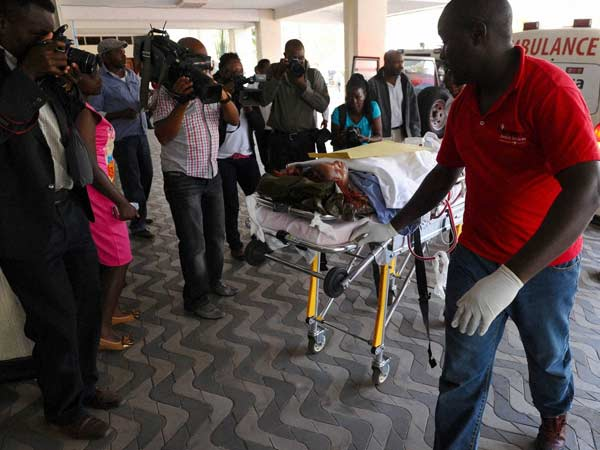 Christians beheaded in Kenya university terror attack