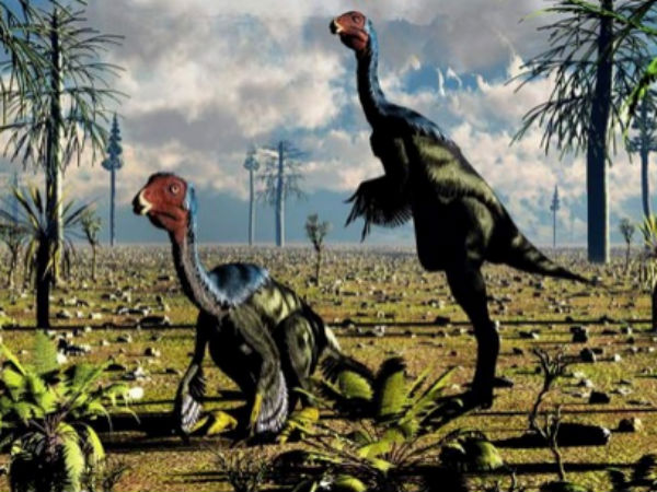 'Romeo and Juliet' Dinosaurs Found Buried Together