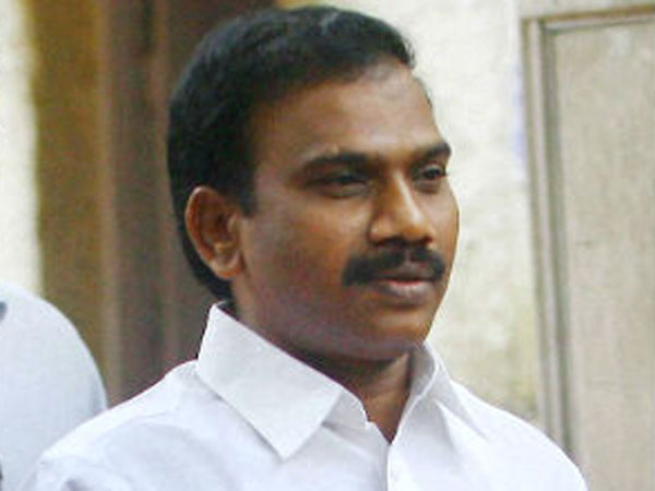 I was tried to make a revolution in telecom dept, says Raja