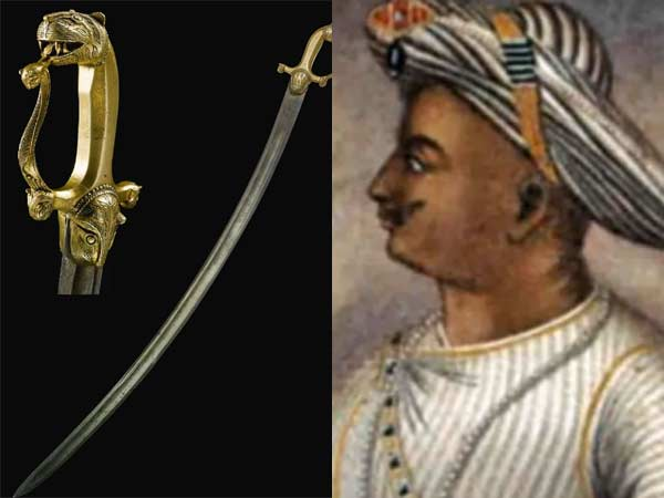 Collection of arms, armor owned by Tipu Sultan fetches 6 million pounds in London auction