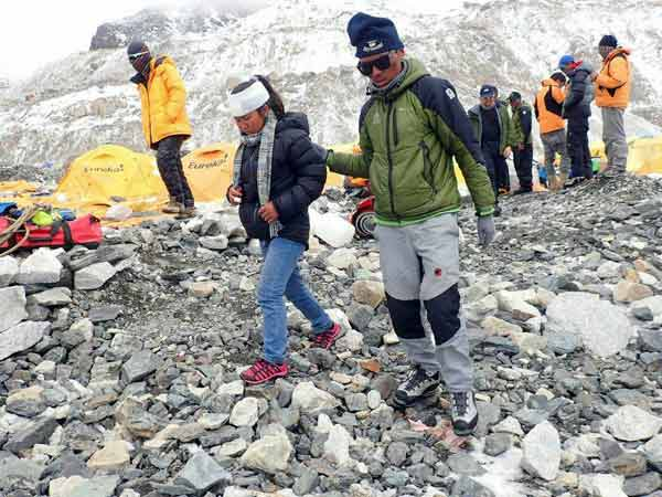 Nepal in urgent need of medecine, food and water