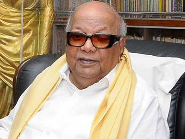 Karunanidhi asks DMK MLAs, MPs to donate one month salary to Nepal relief fund