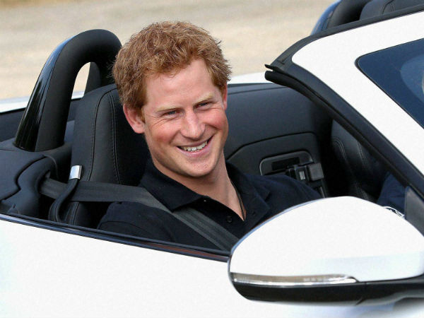 I'm going bald like my father: Says Prince Harry