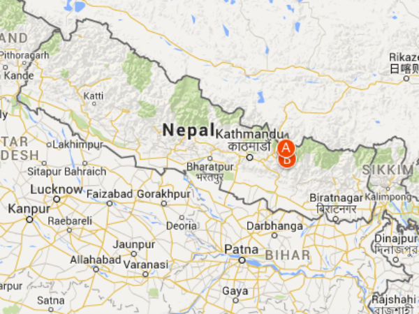 Nepal hit with tremor again