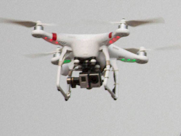 Man arrested for attempting to fly drone near White House