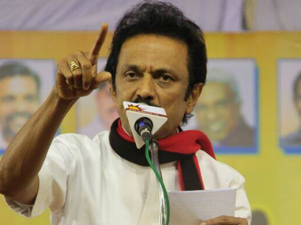 MK Stalin to attend public meeting in Madurai on May 23
