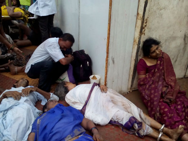 29 dead, several injured in stampede at Godavari Pushkaram festival in Andhra