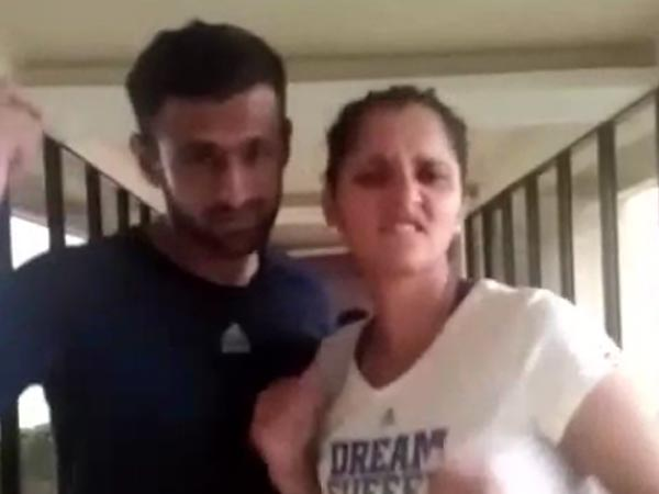 Yuvraj Singh criticises Sania Mirza's dubsmash video