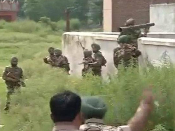 Gurdaspur attack- A 10 day old intelligence alert that was missed