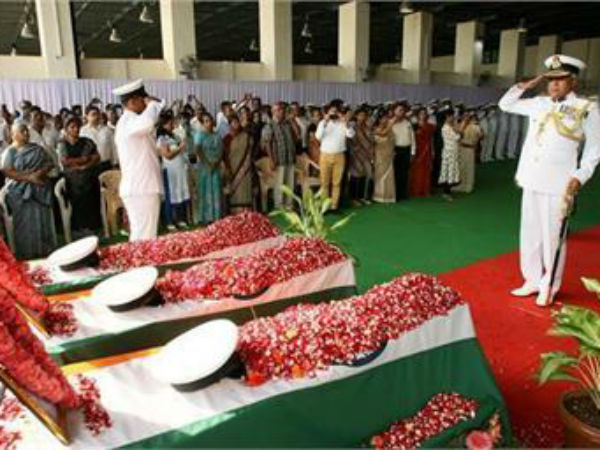 Coast Guard and TN govt pays homage to Dornier crash victims