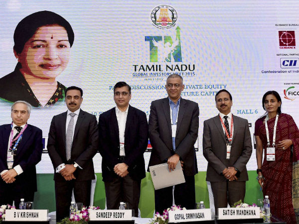 GIM effect: TN garner Rs 2.4 lakh cr investments