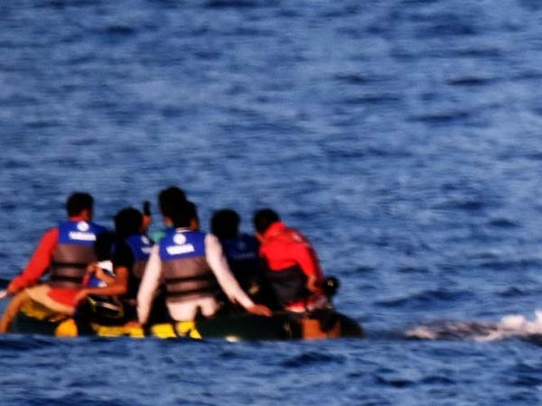 Babies and children among 34 dead in Aegean migrant boat sinking