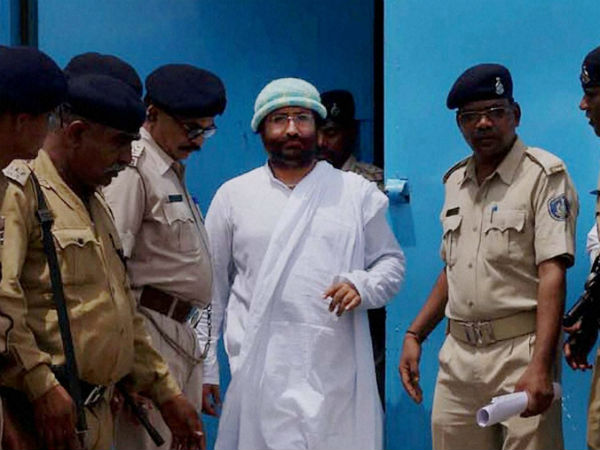 Did Asaram Bapu's son have two illicit kids?