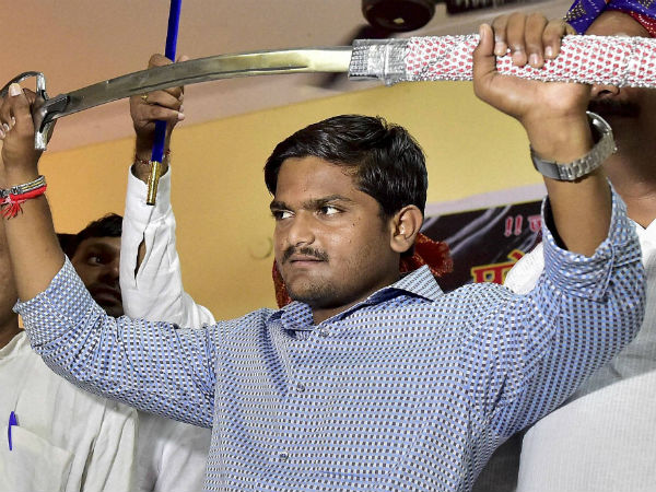 Hardik Patel goes 'missing' after holding a public meeting