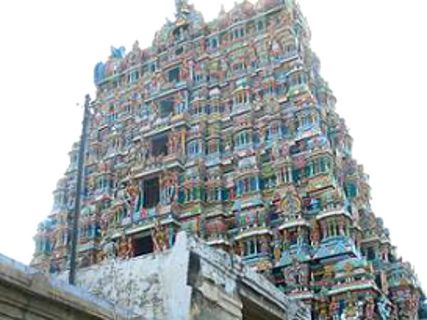Historical things found in Nellai temple