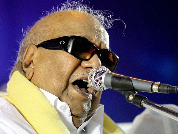 Karunanidhi slams Centre on UNHRC Stand in Srilanka issue