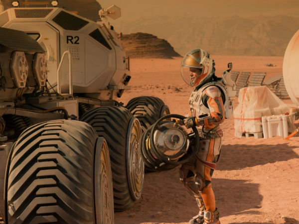 The Real Science Behind The Martian