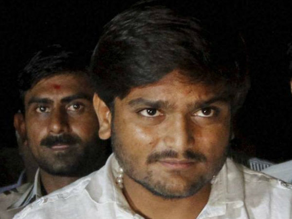 Hardik Patel arrested in second sedition case