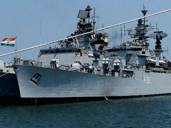 Indo-Lanka Naval Exercise from today