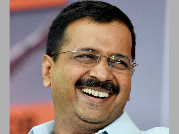 Kejriwal urges people to vote for Nitish Kumar