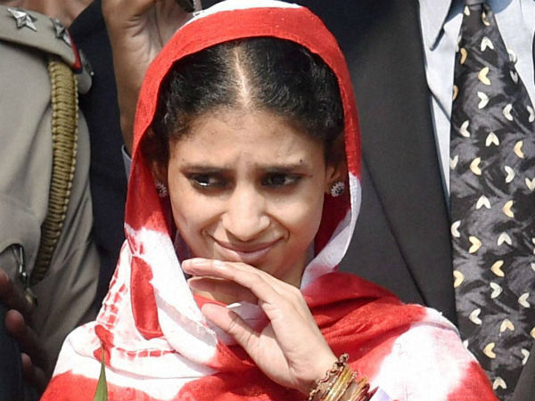 UP couple claims Geeta is their daughter