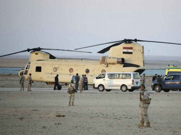 Three planes with rescue team leave for Egypt from Russia