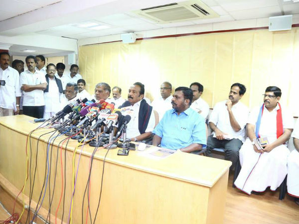 Vaiko forms new poll alliance Peoples Welfare Front for 2016