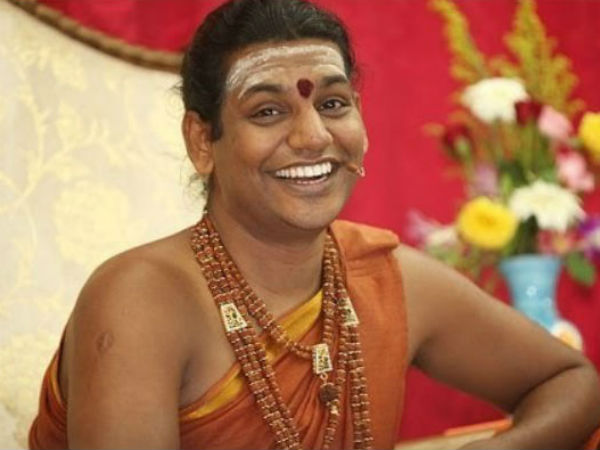 public betan to Nithyananda followers