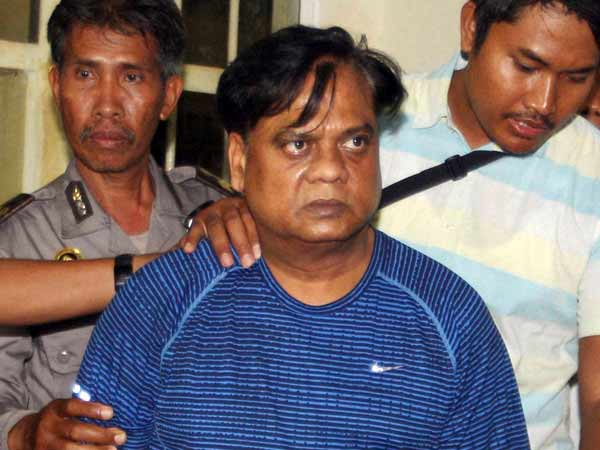 CBI denied the request of Chhota Rajan Family's to meet