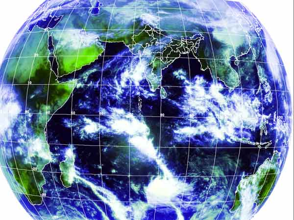 New low pressure over Bay of Bengal Heavy rain continues in TN: Ramanan