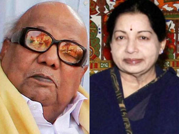 Jayalalithaa files defamation case against Karunanidhi