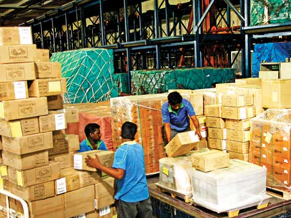 Tax exemption for imported relief materials