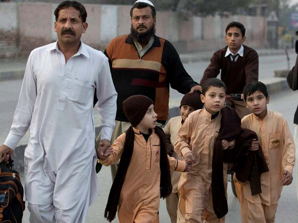 Pakistan hangs 8 convicts ahead of Peshawar school attack anniversary