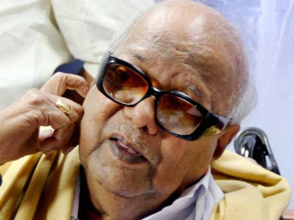 Chennai floods: Karunanidhi urges TN govt. to cancel exam