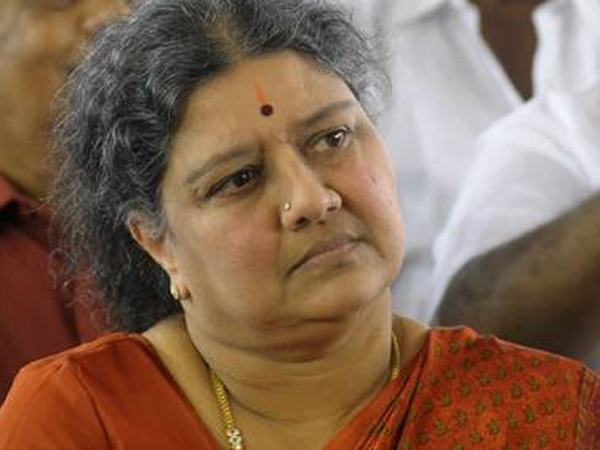 Sasikala to get top ADMK Post?