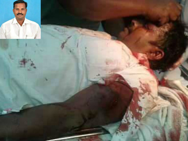 PMK functionary, supporters attacked in Neyveli