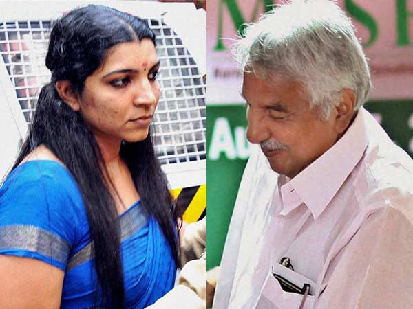Oommen Chandy asked me to form company with son: Saritha nair