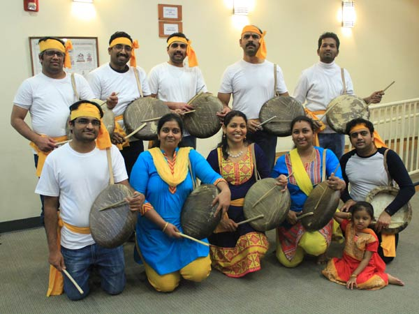 Seattle Tamils celebrate Thai Poosam with Parai music