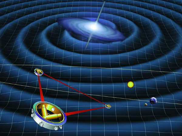 Gravitational waves: Yes, Einstein was right!