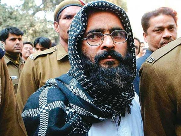 Ex-SC judge raises doubts over handling of Afzal Guru execution