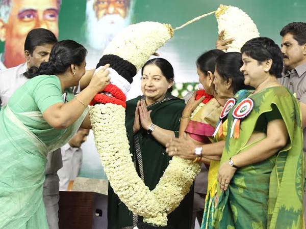 More women candidate in ADMK?