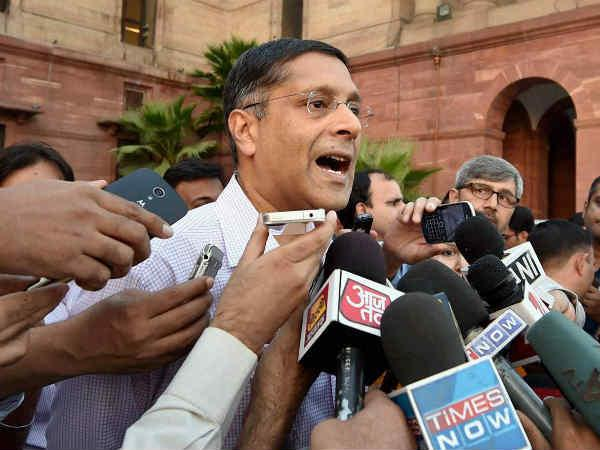 Will lose job if I speak on beef ban, says Arvind Subramanian